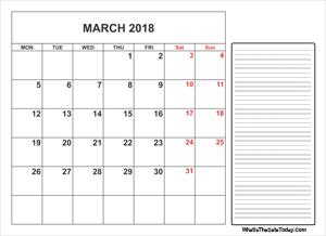 calendar templetes